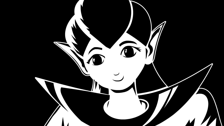 Elf Princess Vector